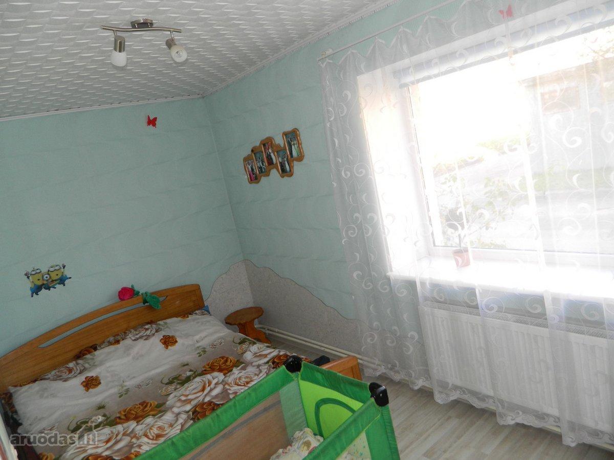 Kaišiadorių r. sav., Žiežmarių m., Melioratorių g., 2 kambarių butas