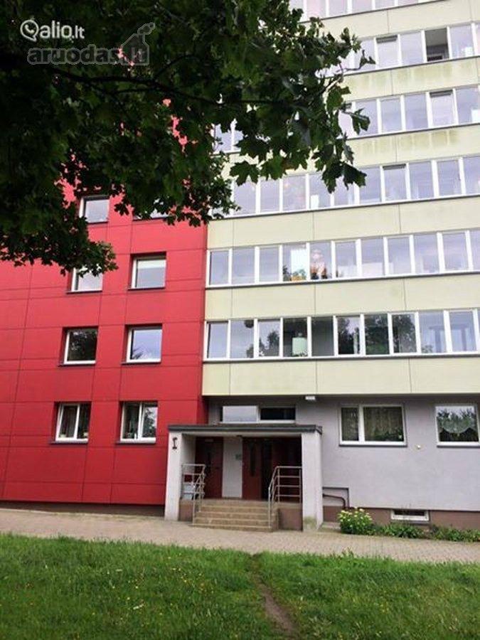 Klaipėda, Baltijos, Baltijos pr., 3 kambarių butas