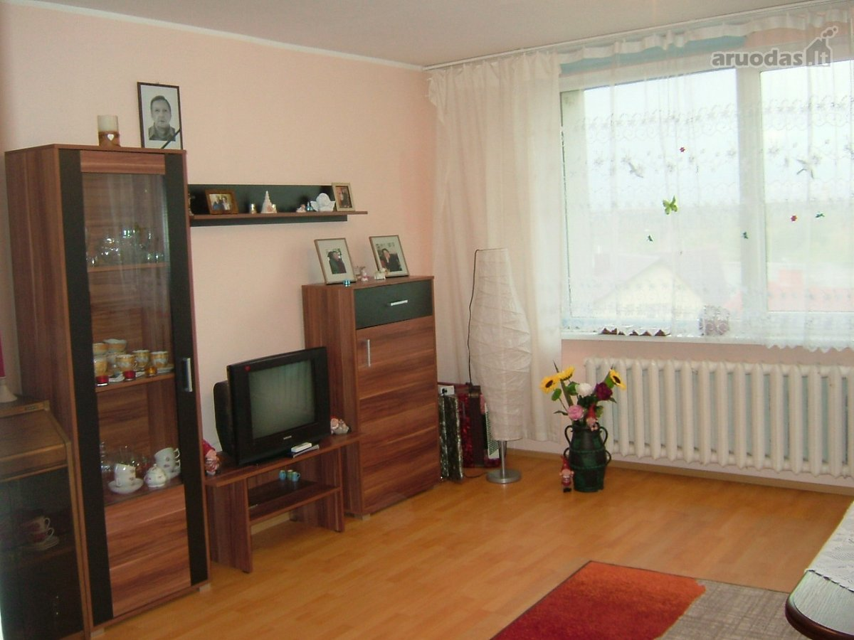 Jonavos m., Panerių g., 2 kambarių butas