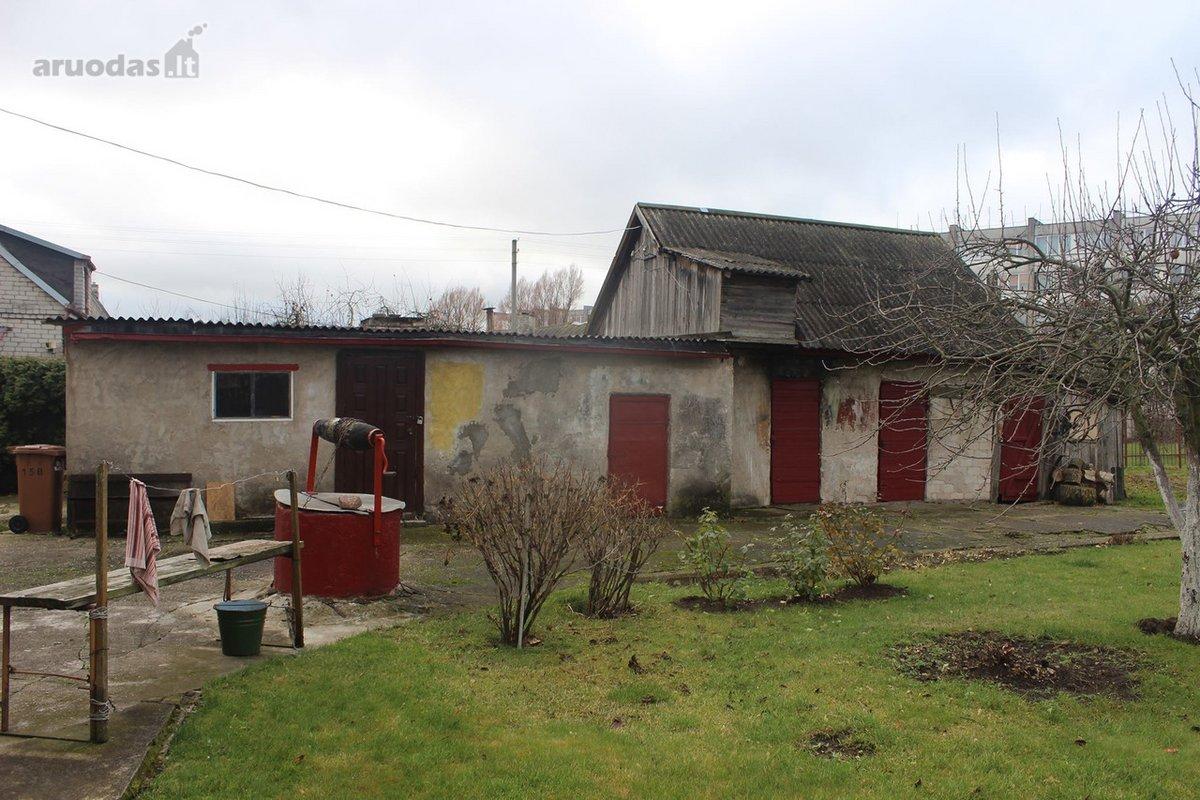 Kėdainių m., Elektrėnų g., monolitinis namas