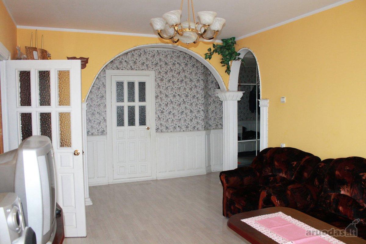 Alytus, Vidzgiris, Volungės g., 3 kambarių butas