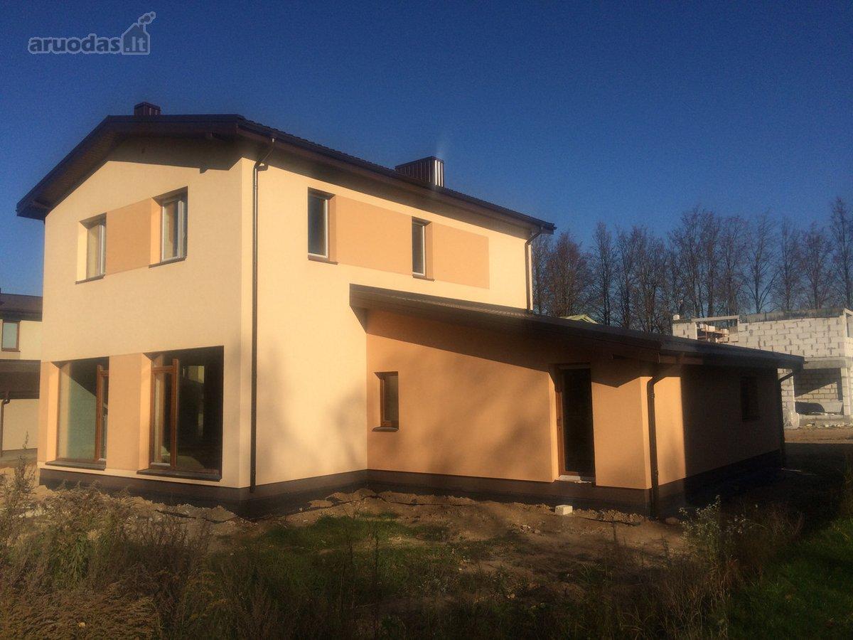Vilniaus r. sav., Bukiškio k., Blindžių g., mūrinis namas
