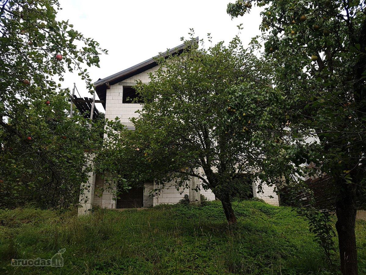 Kauno r. sav., Smiltynų I k., Lapių g., blokinis namas