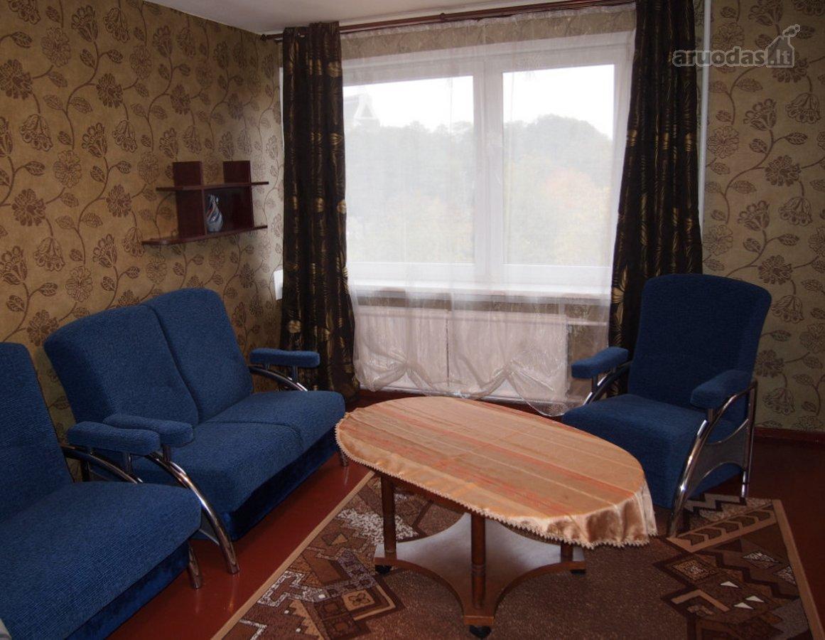 Klaipėda, Miškas, Kretingos g., 2 kambarių buto nuoma