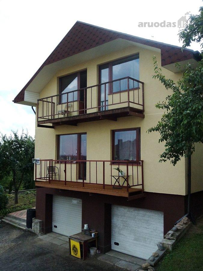 Vilnius, Šeškinė, Šeškinės Sodų 2-oji g., 3 kambarių buto nuoma