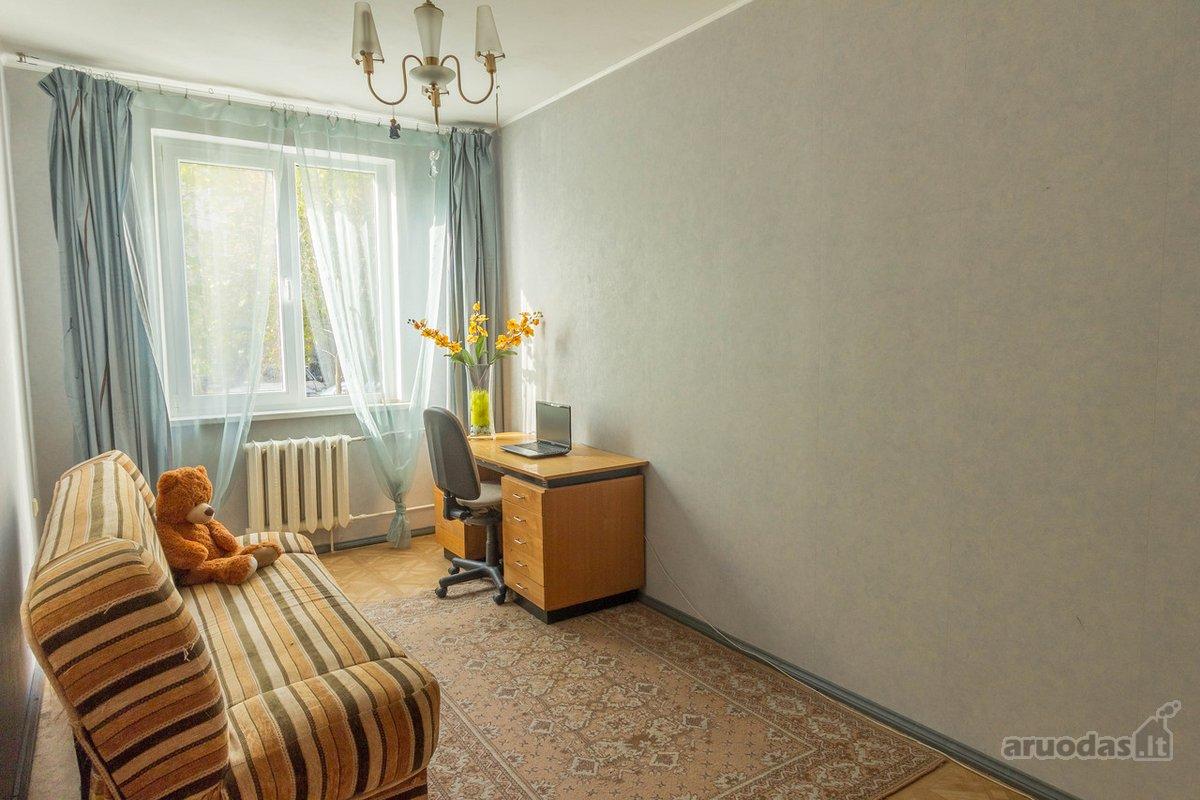 Vilnius, Naujamiestis, Birželio 23-iosios g., 2 kambarių butas