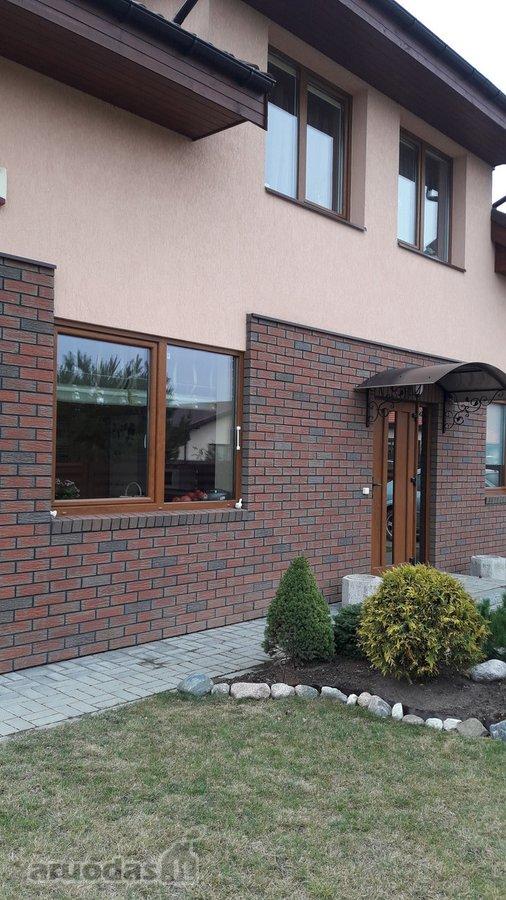 Klaipėdos r. sav., Kalotės k., mūrinis namas