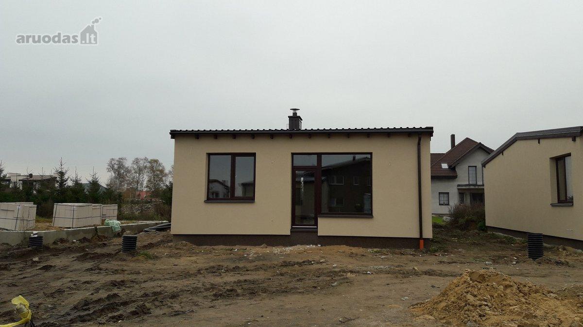 Klaipėdos r. sav., Klipščių k., blokinis namas