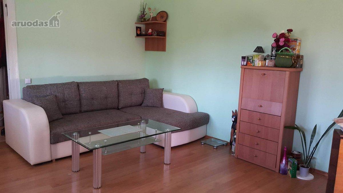 Biržų m., Stoties g., 2 kambarių butas