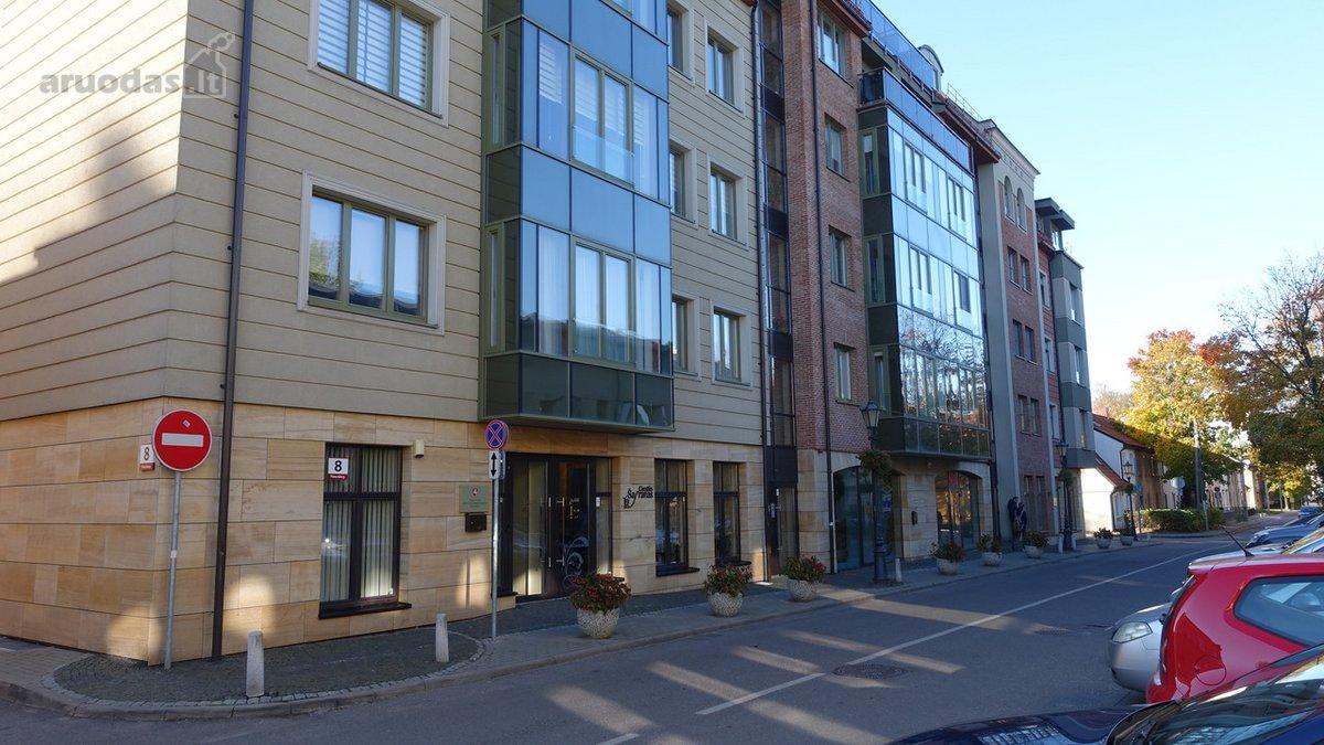 Klaipėda, Senamiestis, Pievų Tako g., biuro, prekybinės paskirties patalpos nuomai