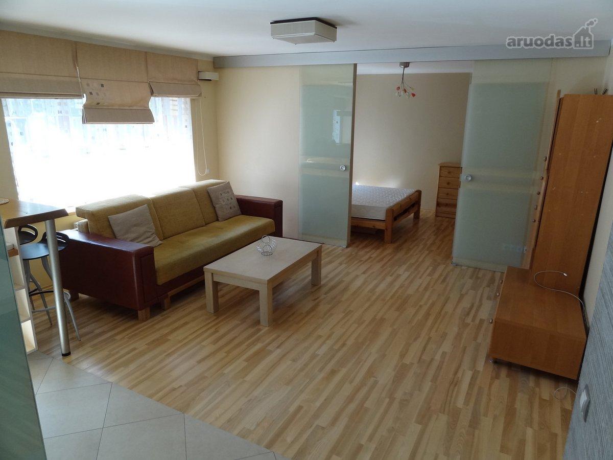 Kaunas, Centras, Miško g., 2 kambarių buto nuoma