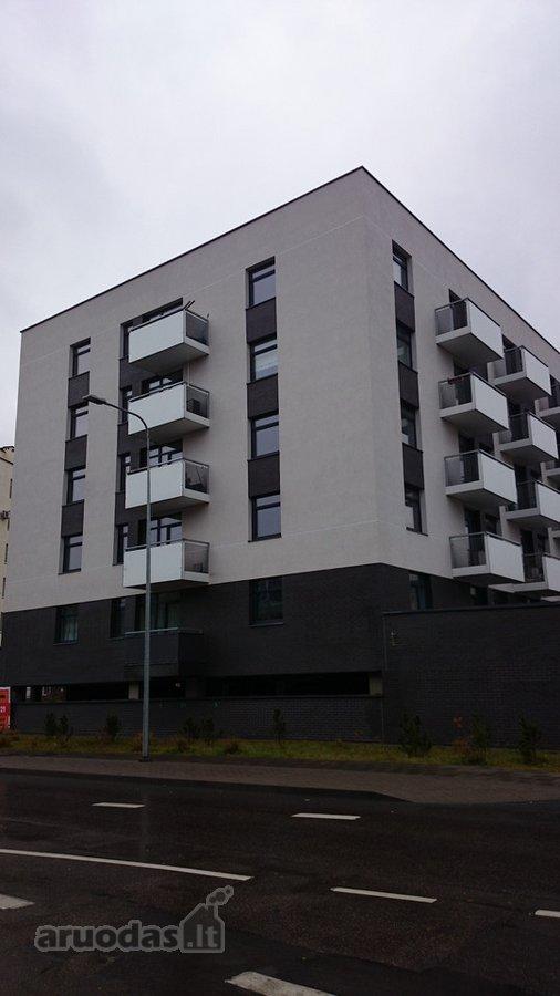 Vilnius, Pašilaičiai, Gabijos g., 2 kambarių buto nuoma