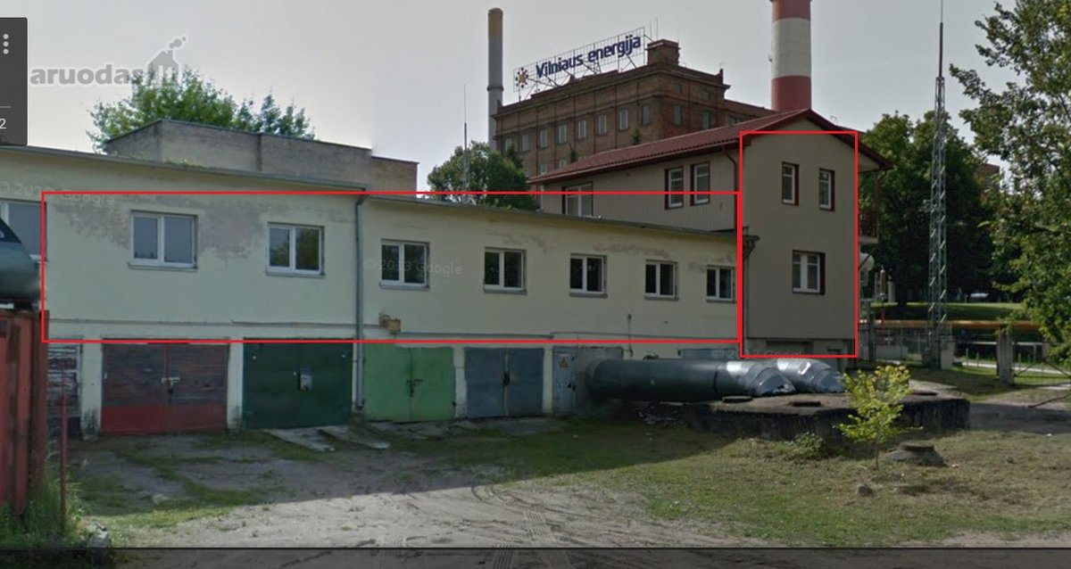 Vilnius, Naujamiestis, Elektrinės g., biuro, prekybinės, viešbučių, paslaugų, sandėliavimo, gamybinės, kita paskirties patalpos