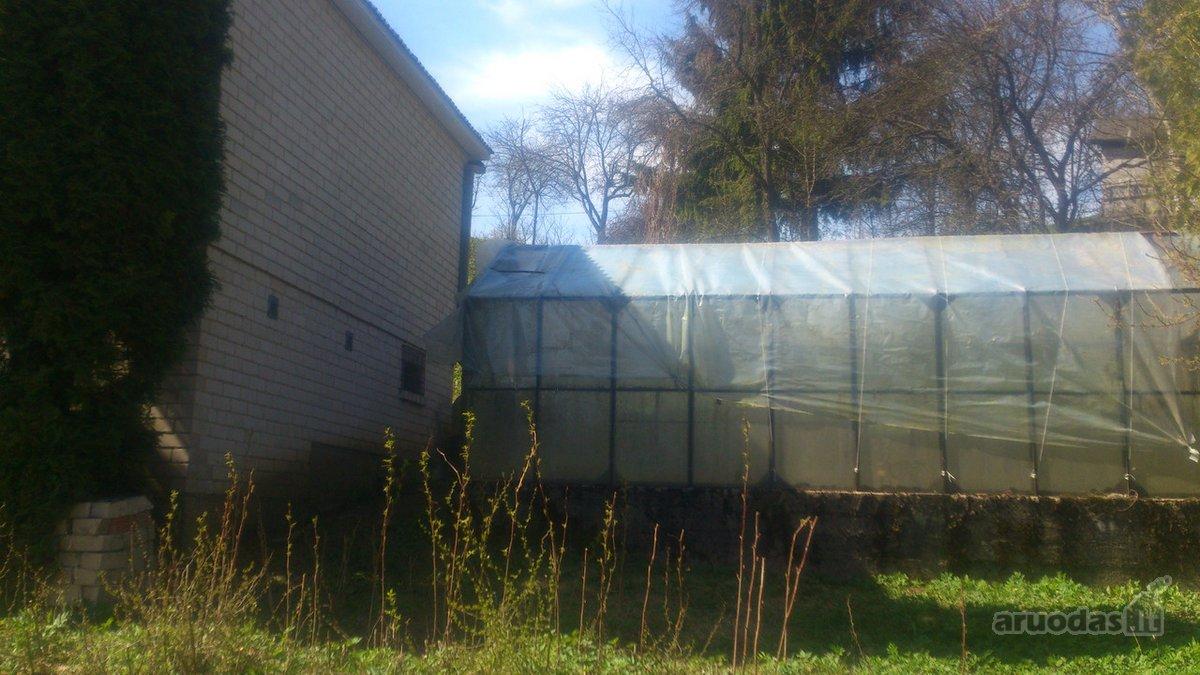 Alytaus r. sav., Bazorų k., Pakrantės g., mūrinis sodo namas