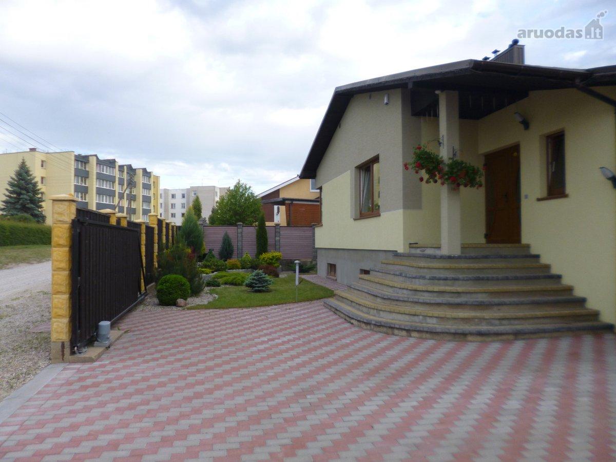 Ukmergės m., Alytaus g., mūrinis namas
