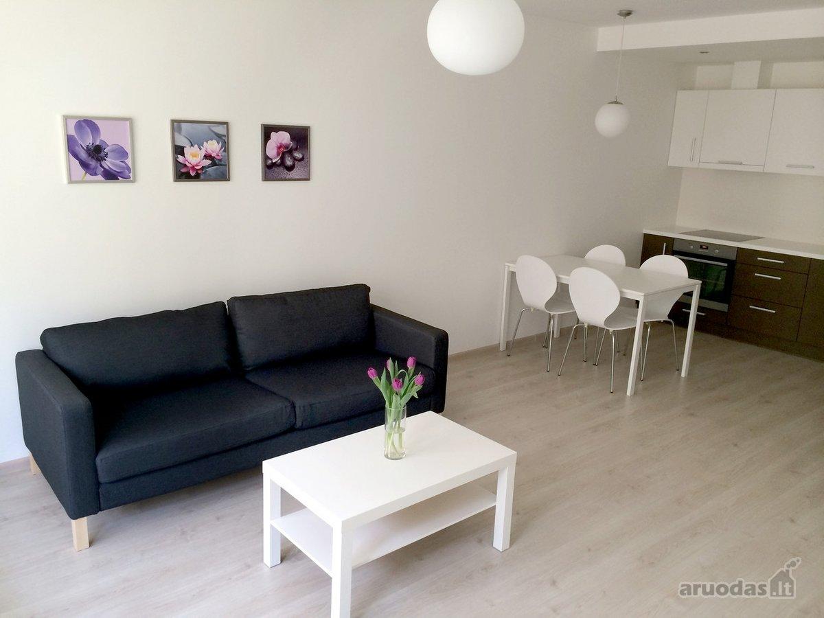 Vilnius, Bajorai, Mokslininkų g., 2 kambarių butas