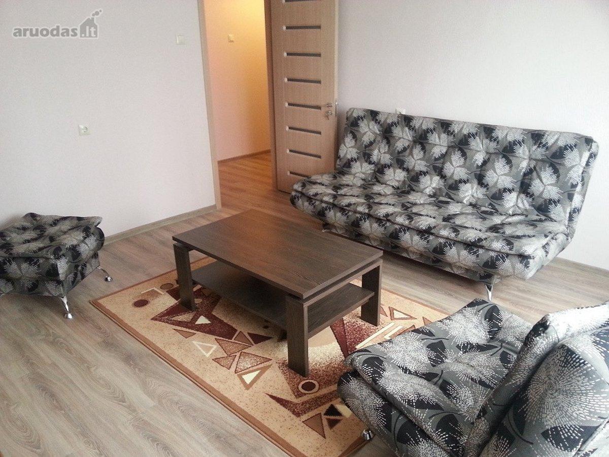 Klaipėda, Naujakiemis, Šiaulių g., 2 kambarių buto nuoma