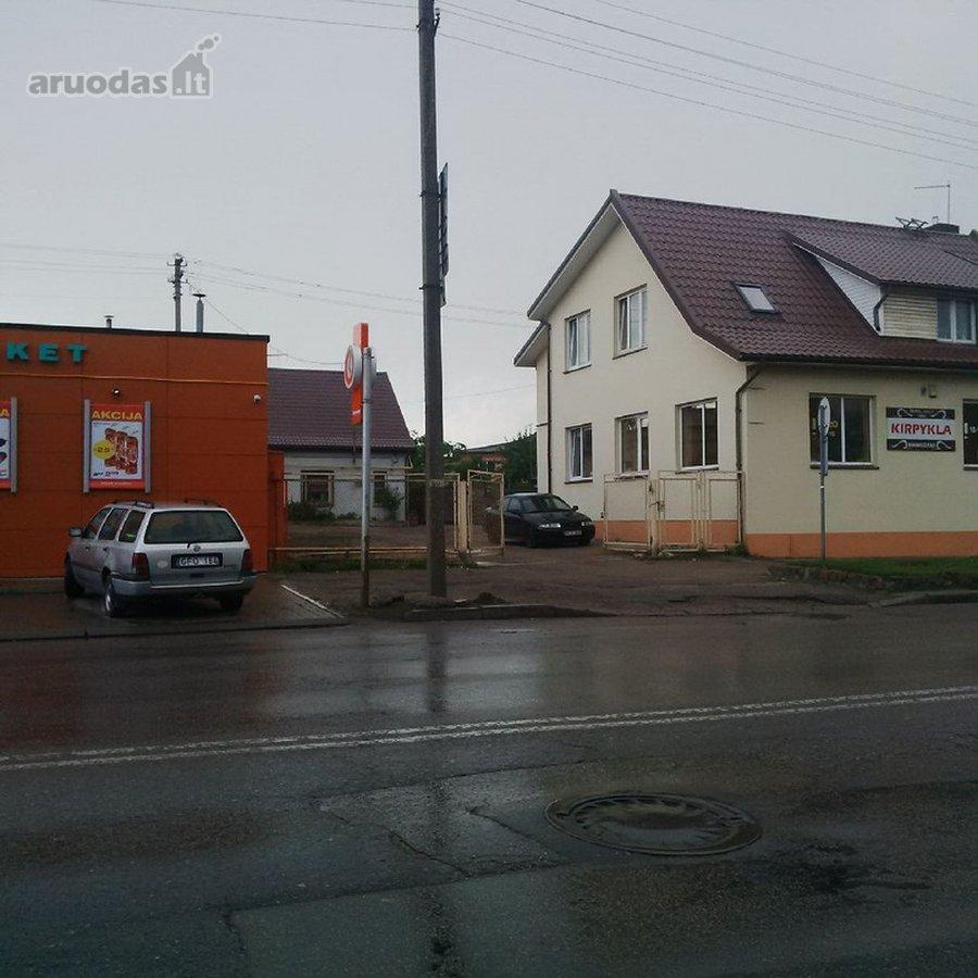 Kaunas, Aleksotas, Veiverių g., biuro, prekybinės, viešbučių, paslaugų, sandėliavimo, gamybinės, kita paskirties patalpos