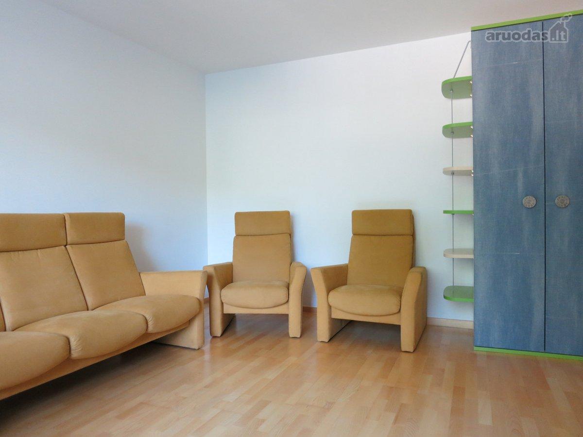 Vilnius, Užupis, Filaretų g., 2 kambarių buto nuoma