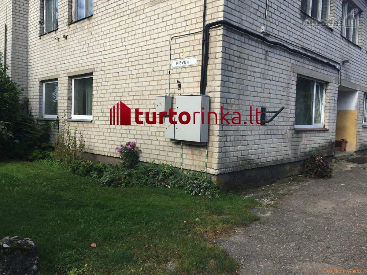 Kėdainių r. sav., Josvainių k., 2 kambarių butas