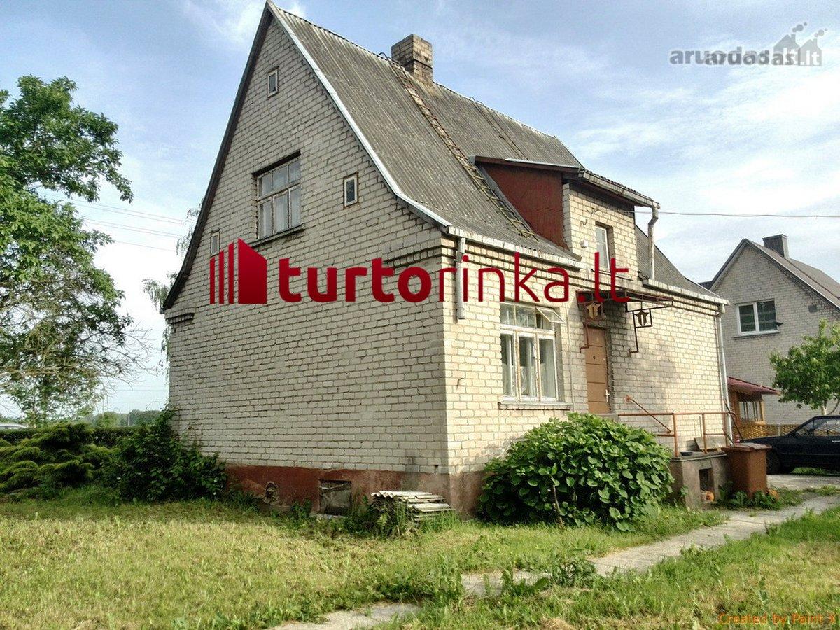 Kėdainių m., Elektrėnų g., mūrinis namas
