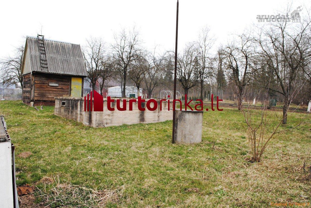 Kėdainių r. sav., Pašilių k., Vasaros 10-oji g., kolektyvinis sodas sklypas