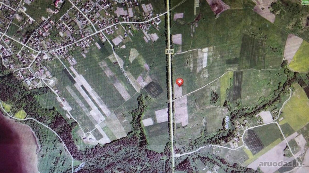 Kaišiadorių r. sav., Rumšiškių mstl., Topolių g., žemės ūkio paskirties sklypas