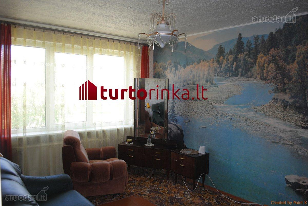 Kėdainių r. sav., Kėdainių m., J. Basanavičiaus g., 2 kambarių butas