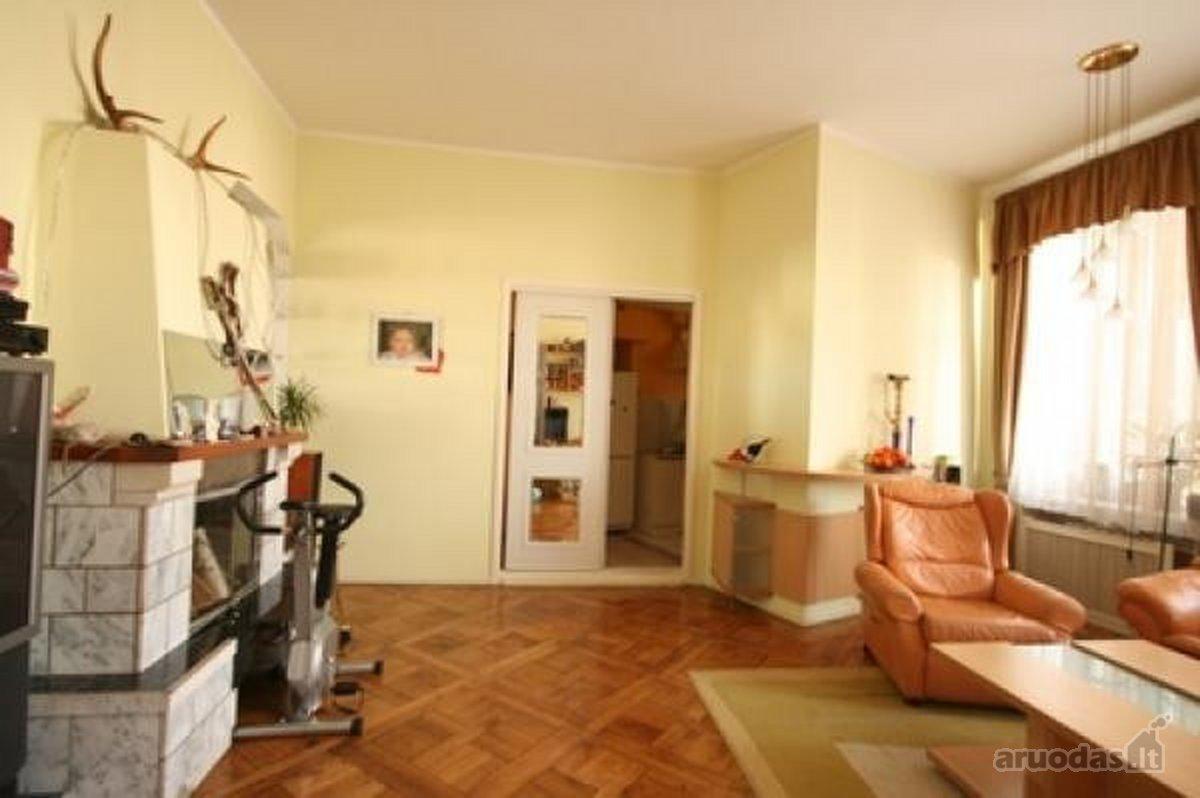 Vilnius, Naujamiestis, Pamėnkalnio g., 2 kambarių buto nuoma