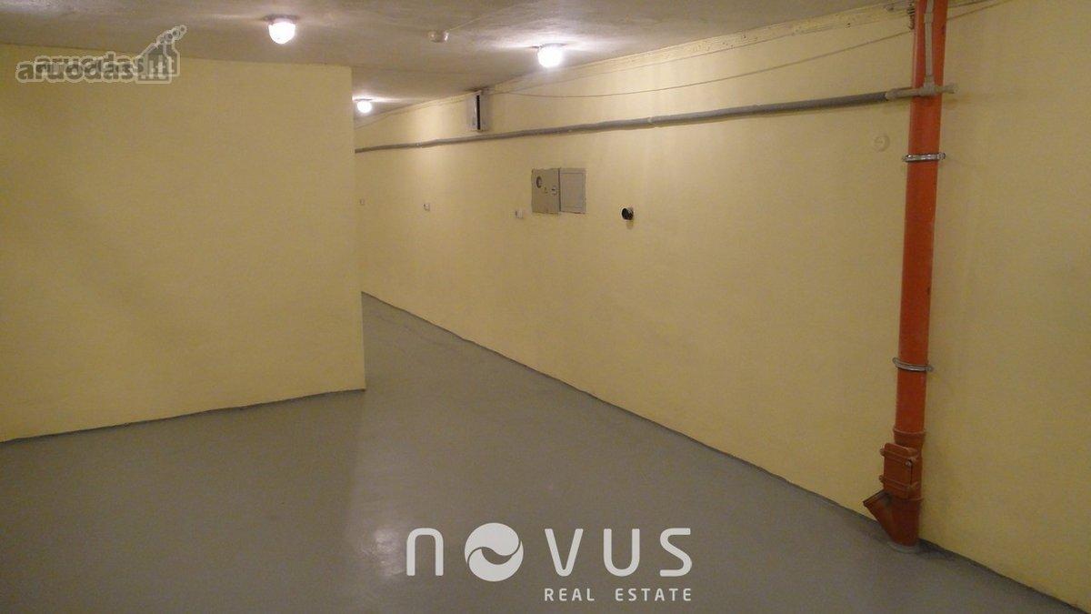 Vilnius, Naujamiestis, Vytenio g., paslaugų, sandėliavimo, gamybinės, kita paskirties patalpos nuomai