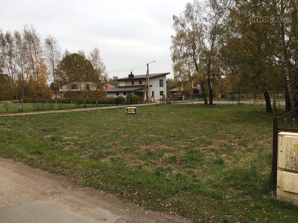 Šiaulių r. sav., Gegužių k., Kriaušių g., namų valdos paskirties sklypas