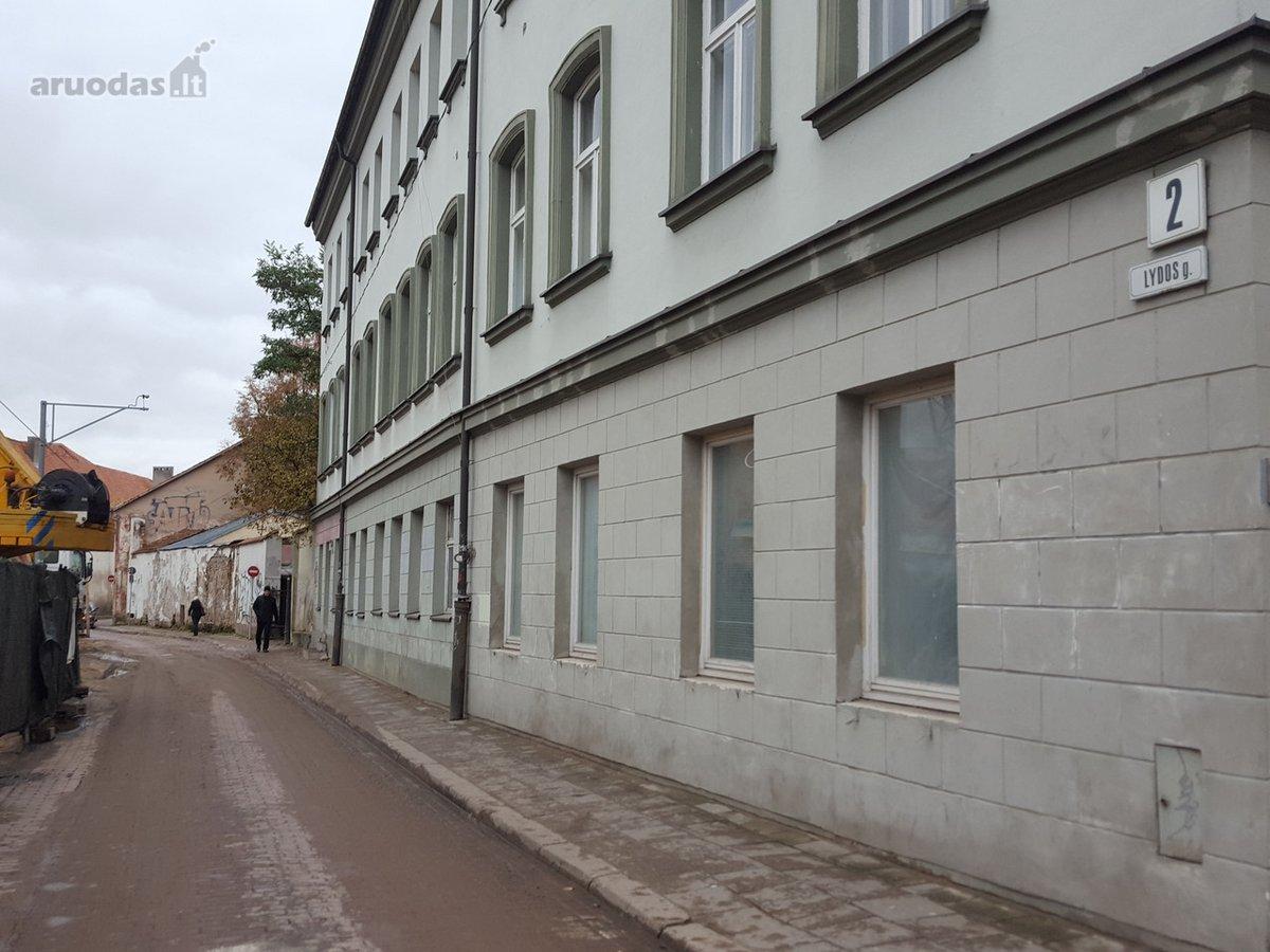 Vilnius, Senamiestis, Pylimo g., prekybinės paskirties patalpos nuomai