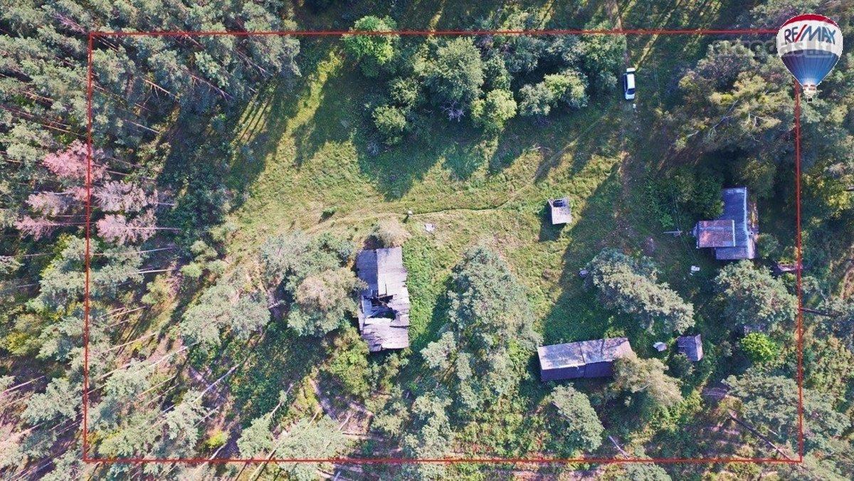 Varėnos r. sav., Dubaklonio k., miškų ūkio paskirties sklypas
