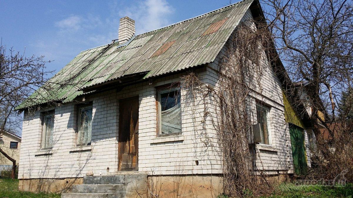 Vilnius, Balsiai, Krakiškių Sodų 6-oji g., mūrinis sodo namas