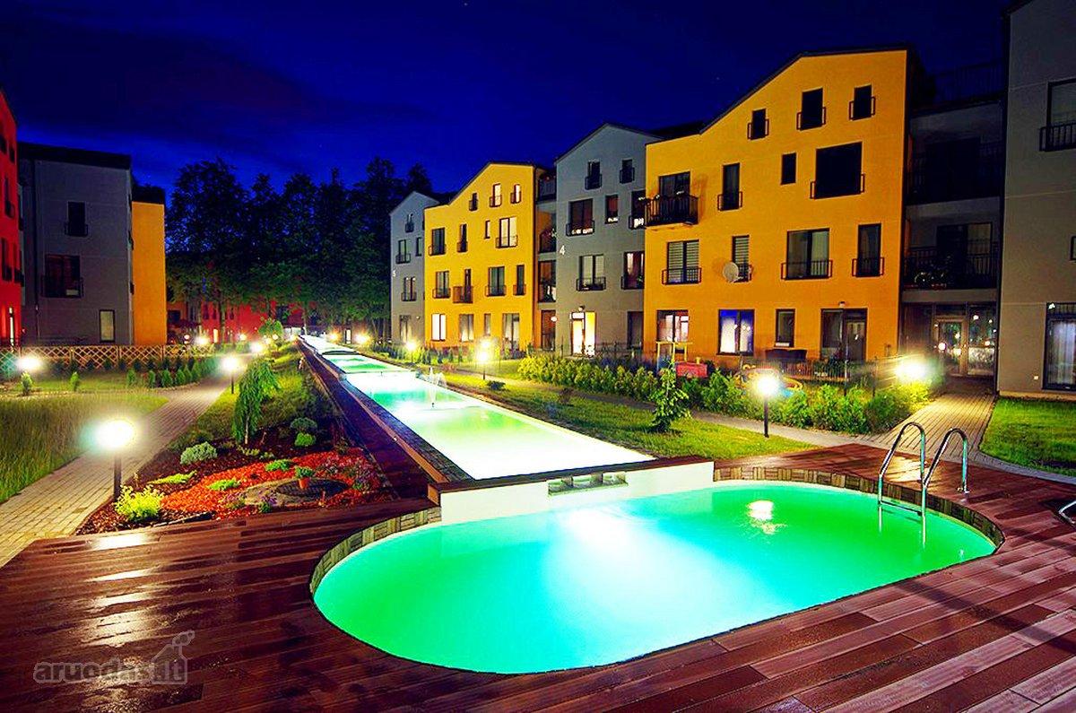 Vilnius, Naujininkai, Burbiškių g., 4 kambarių butas
