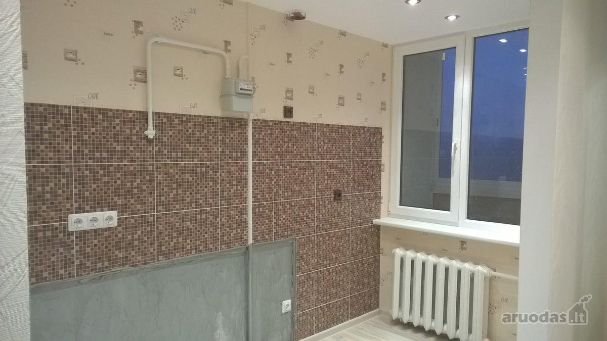 Jonavos m., Panerių g., 1 kambario butas