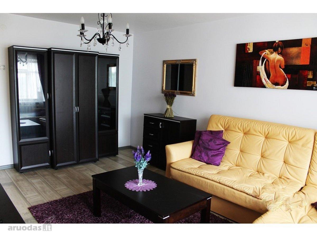 Klaipėda, Centras, Kauno g., 2 kambarių butas