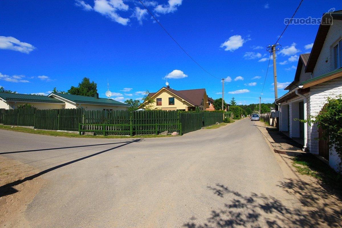 Vilnius, Balsiai, Žaliųjų Ežerų g., namų valdos, kolektyvinis sodas sklypas
