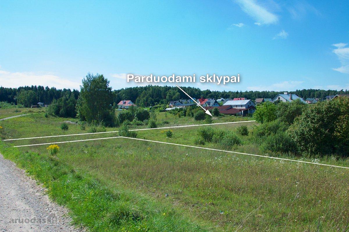 Vilniaus r. sav., Riešės k., Vieversių g., namų valdos paskirties sklypas