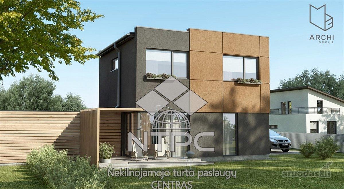 Kaunas, Aleksotas, T. Ivanausko g., mūrinis namas
