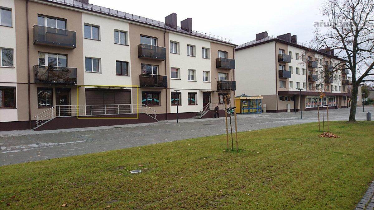 Vilkaviškio r. sav., Vilkaviškio m., J. Basanavičiaus a., biuro, prekybinės, paslaugų paskirties patalpos