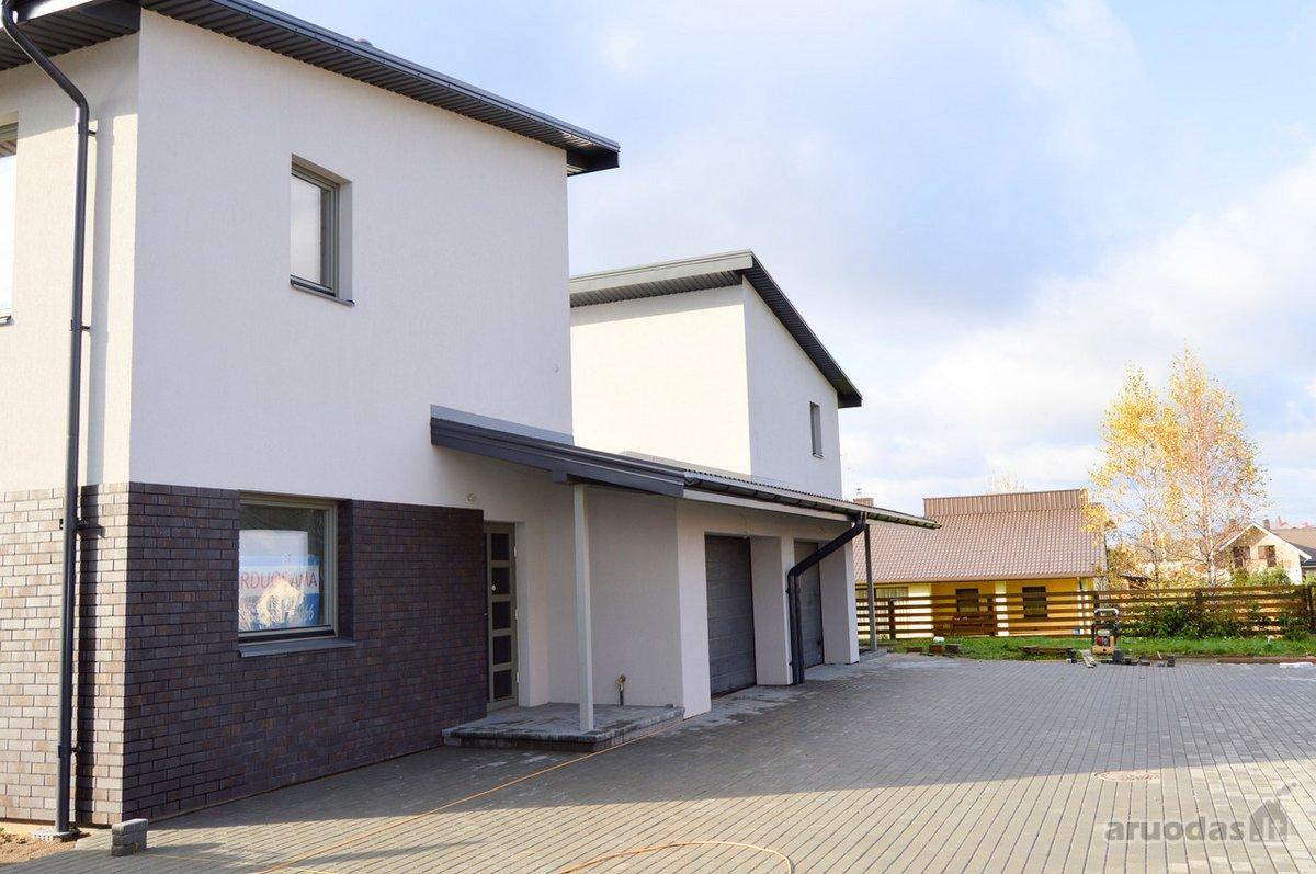 Kaunas, Romainiai, S. Banaičio g., mūrinis namas