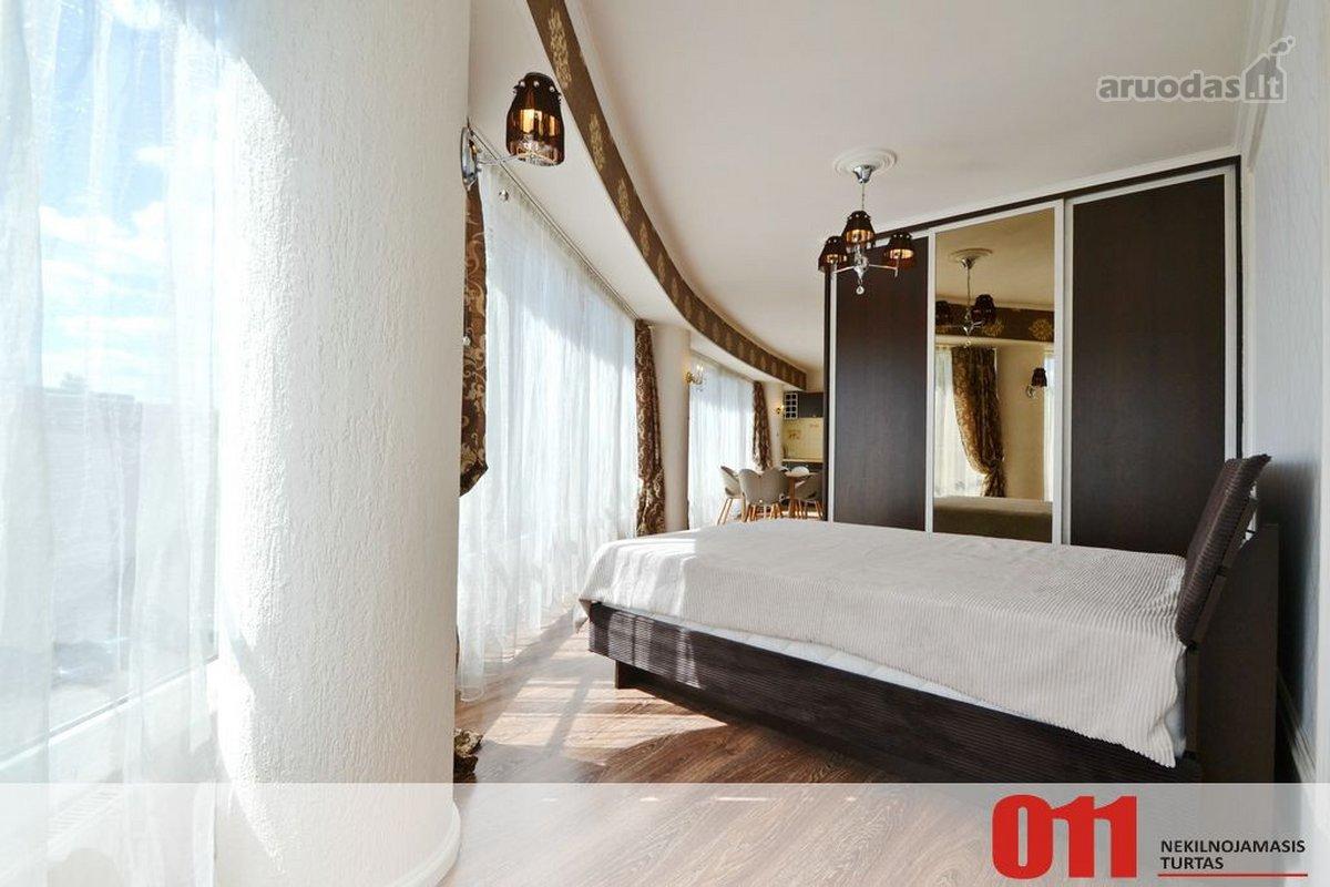 Vilnius, Naujamiestis, K. Donelaičio g., 2 kambarių buto nuoma