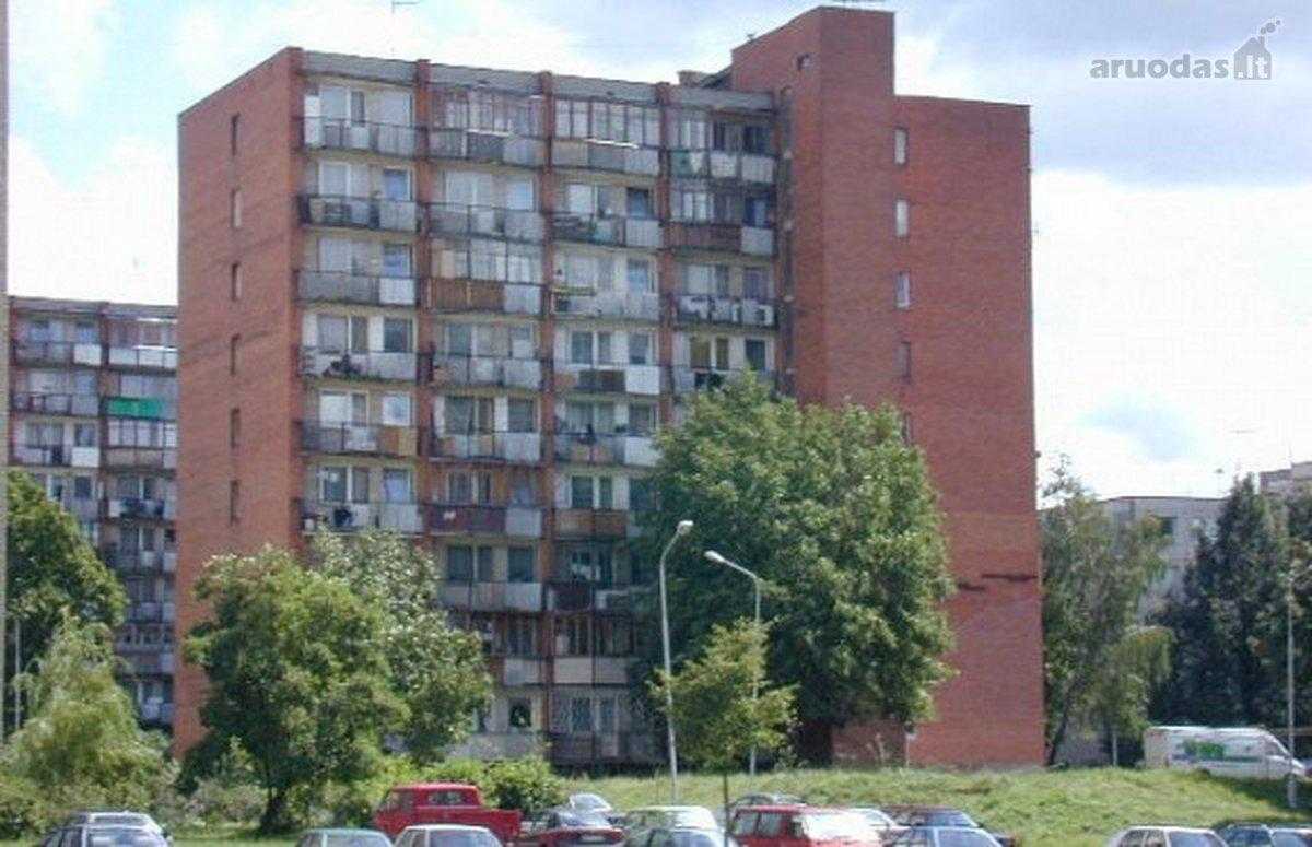 Vilnius, Šnipiškės, Kalvarijų g., 1 kambario buto nuoma