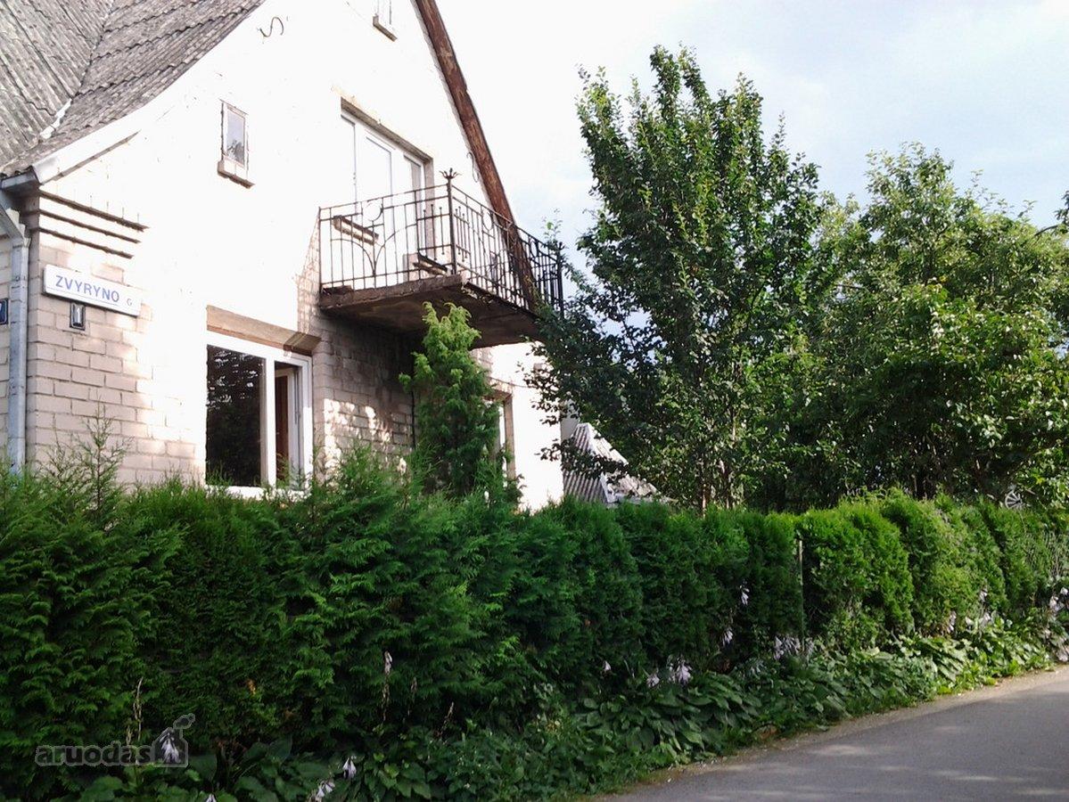 Marijampolės m., Centras, A. Civinsko g., mūrinis namas