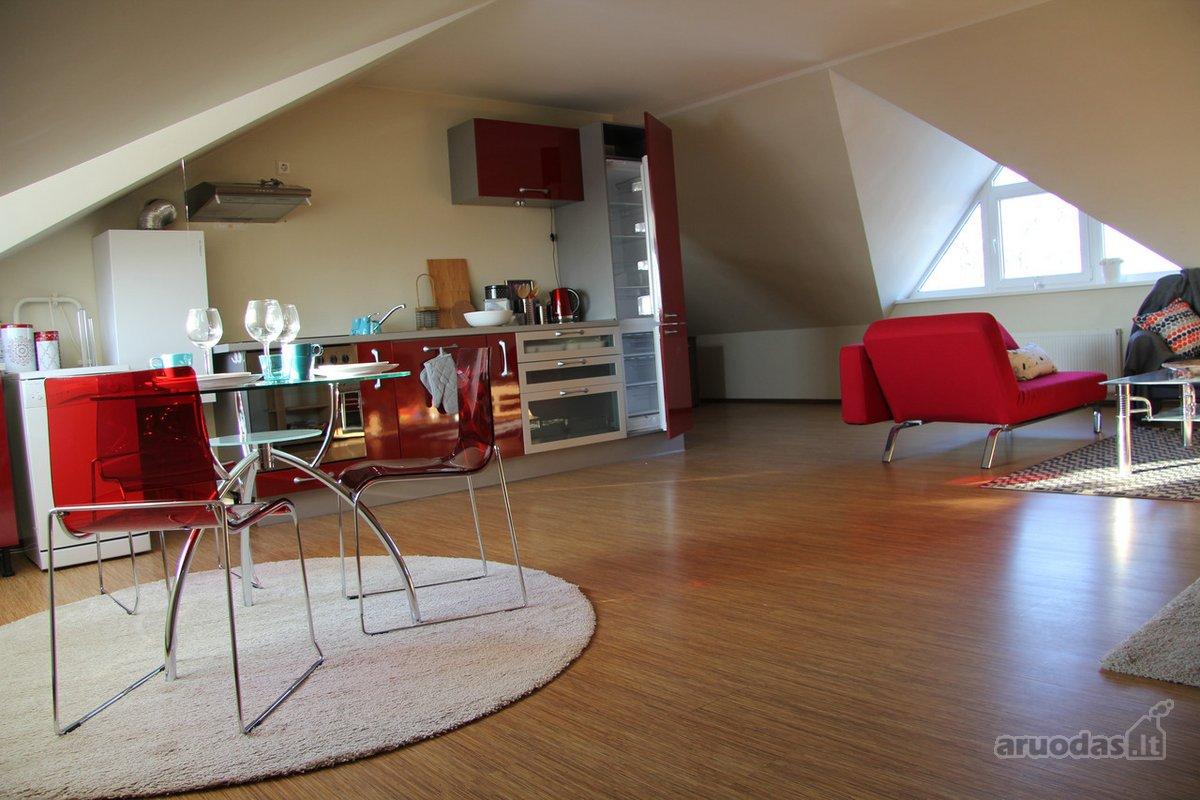 Kaunas, Žaliakalnis, Zarasų g., 2 kambarių butas