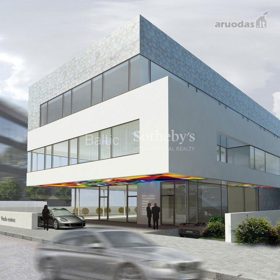 Vilnius, Žvėrynas, Kęstučio g., biuro, paslaugų paskirties patalpos