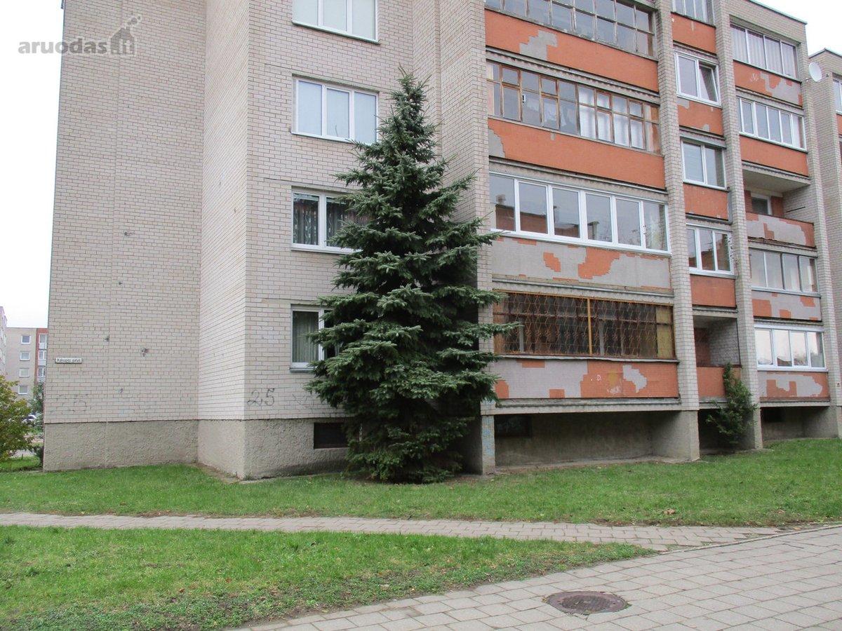 Klaipėda, Debrecenas, Kalnupės g., 2 kambarių butas