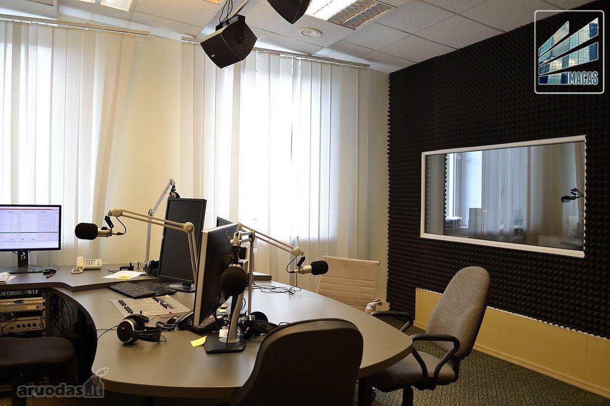 Vilnius, Naujamiestis, Gedimino pr., biuro paskirties patalpos nuomai