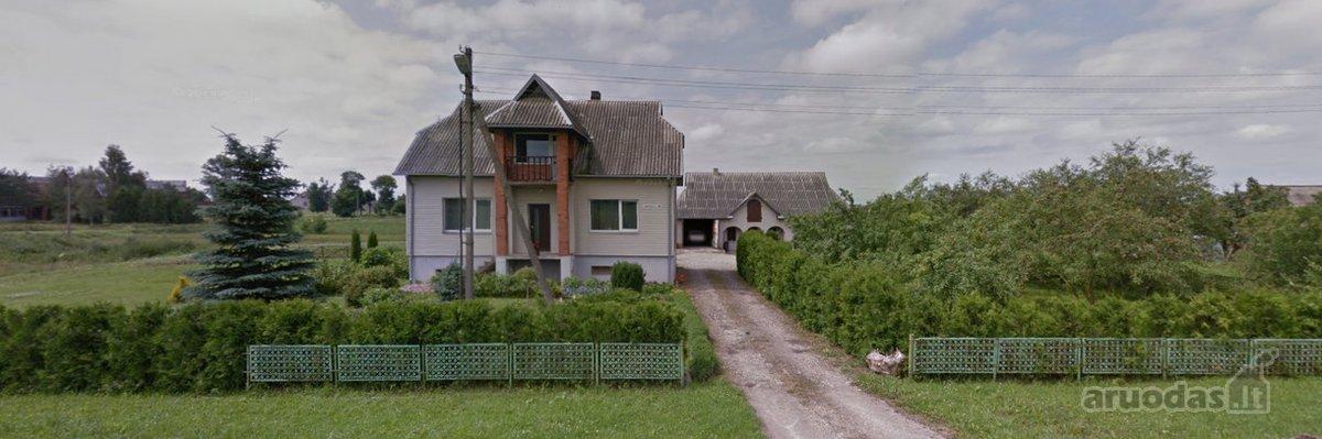 Marijampolės sav., Triobiškių k., Krėvos g., blokinis namas